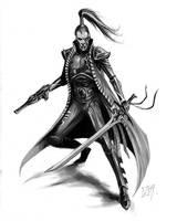 Eldar Pirate by paranoimiac