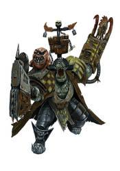 Ork Freebooter..