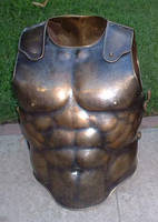 bronze musculata by Ugo-Serrano