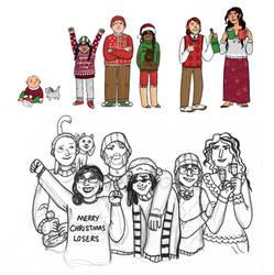 HAPPY CHRISTMAS! by MissHoneyham