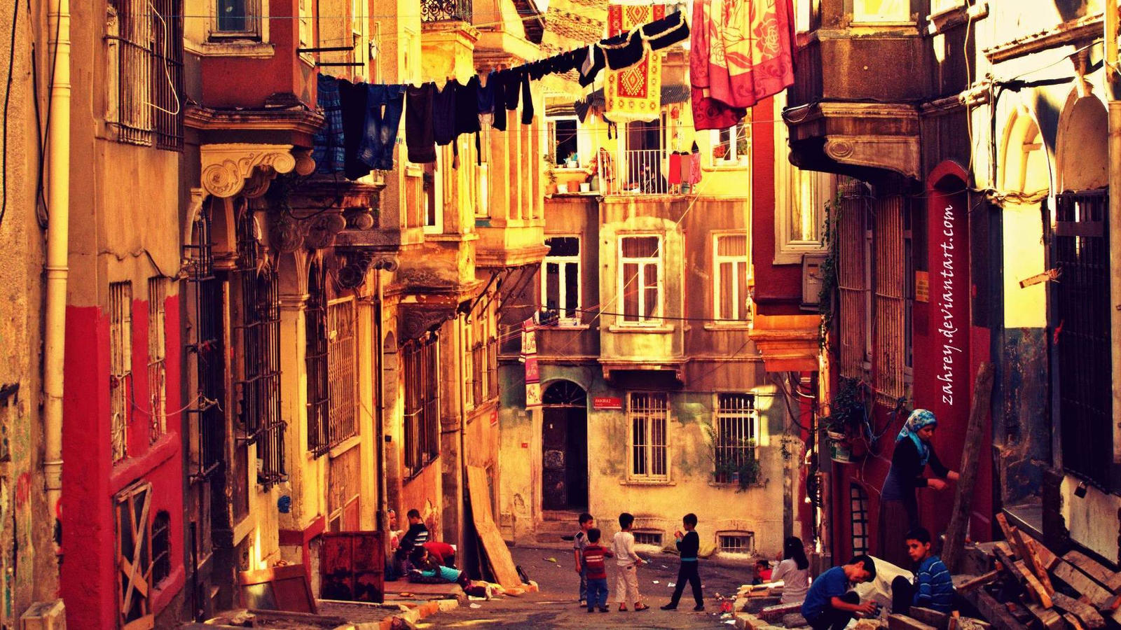TARLABASI/Istanbul 1920x1080 wallpaper by zahrey