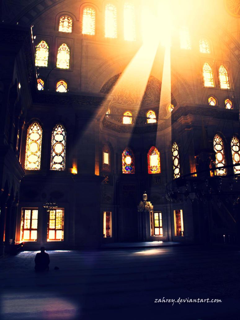 Nuri osmaniye camii/Istanbul by zahrey
