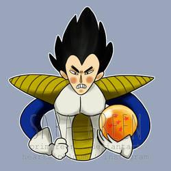 Vegeta - Dragonball Z
