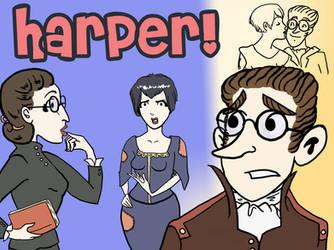 It's Harper