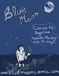 BLUE MOON LAUNCH