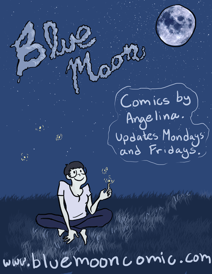 BLUE MOON LAUNCH by MissusHow