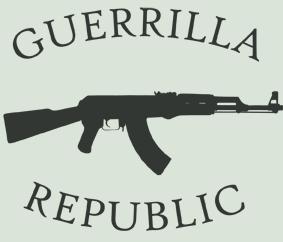 Guerrilla Republic ID by Askapart