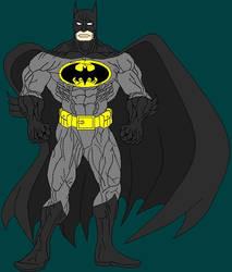 Batman by ArchangelAndrew