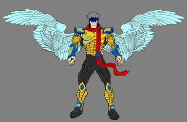 Michael the Archangel by ArchangelAndrew