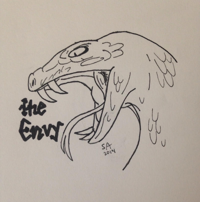 The Seven Deadly Sins - THE ENVY by skylordamelia