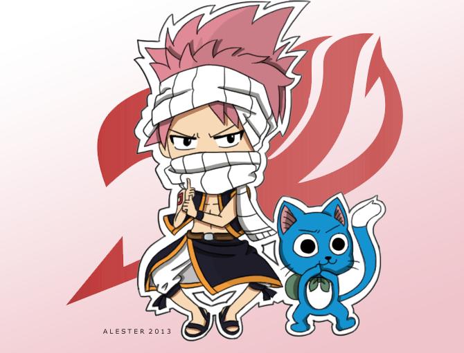 natsu dragneel ninja by se7enrain on deviantart
