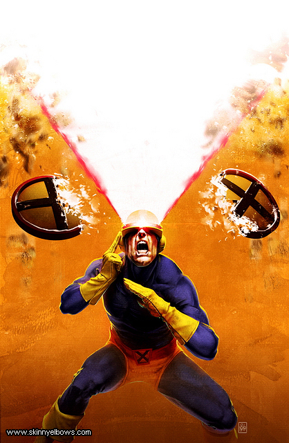 Cyclops Amok by SkinnyElbows