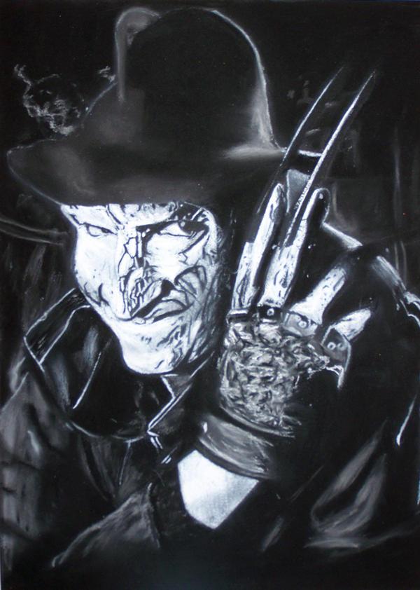 Freddy Krueger by Justine07