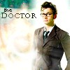 The Doctor Icon by BloodyDeath11
