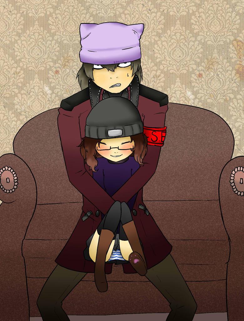 Hat babies by ToxicNiko