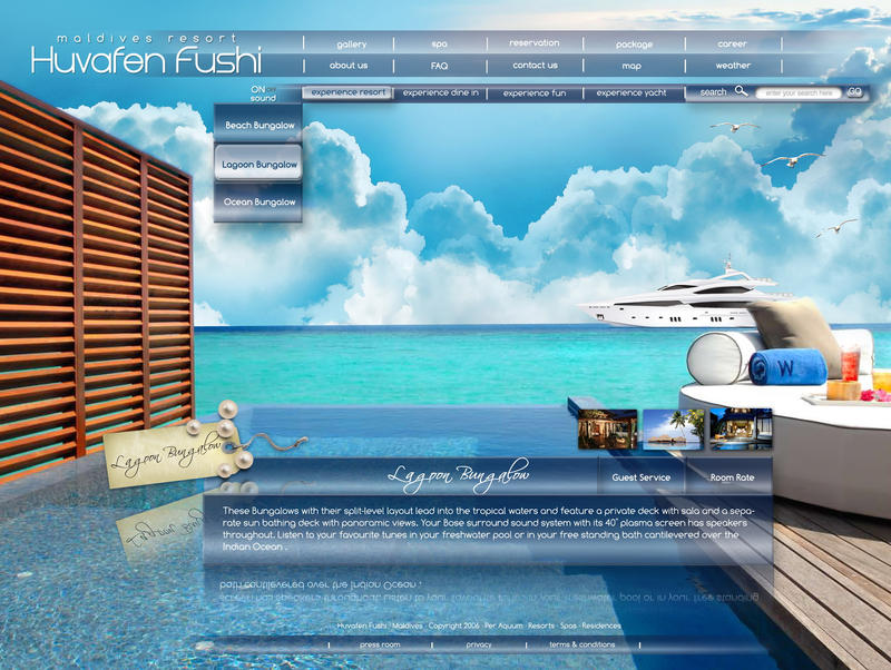 web-Maldives Resort-lagoon by IVYangelica