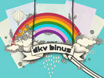DKV BINUS website intro