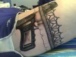 Garter Tattoo by angafreakxo0