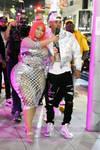 Nicki Minaj Damn Wide