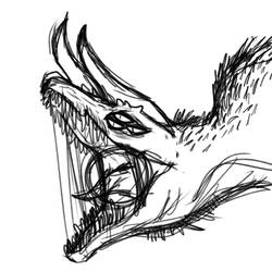 Character/creature sketch