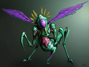 MDB Bestiary: Kihunter-X