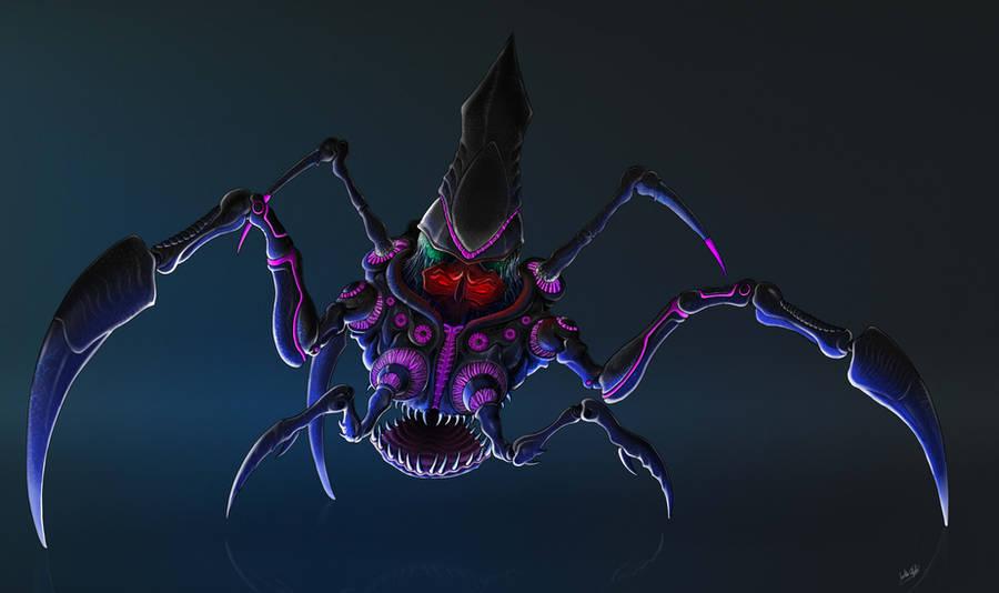 MDB Bestiary: Metroid Prime by Methuselah3000