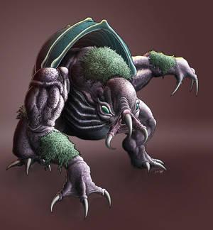 MDB Bestiary: Arachnus-X
