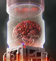 MDB Bestiary: Mother Brain by Methuselah3000