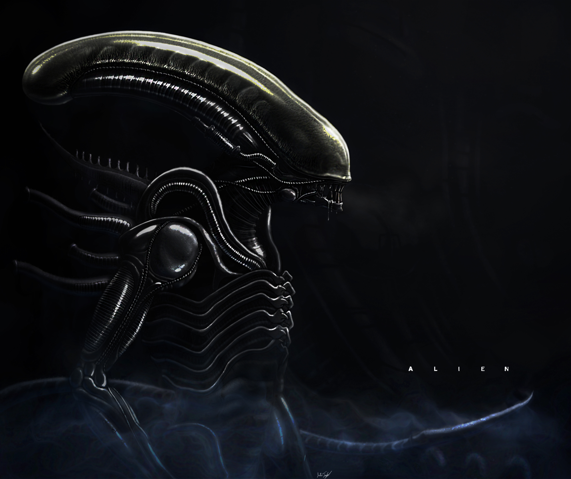 Alien by Methuselah3000