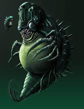 MDB Bestiary: Draygon
