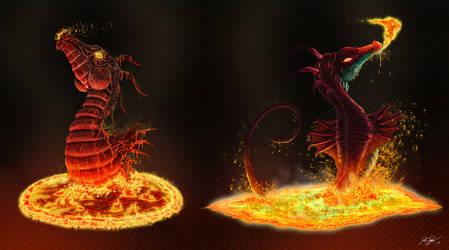 MDB Bestiary: Dragons