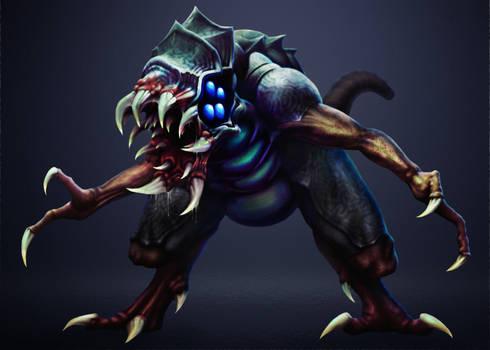 MDB Bestiary: Omega Metroid
