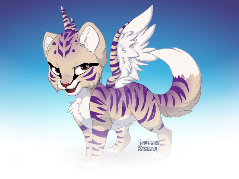 Cat Adopt 5 by GeneralKitty23