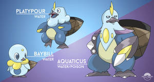 Water starters