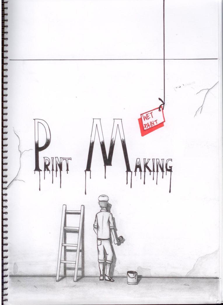 make a title page