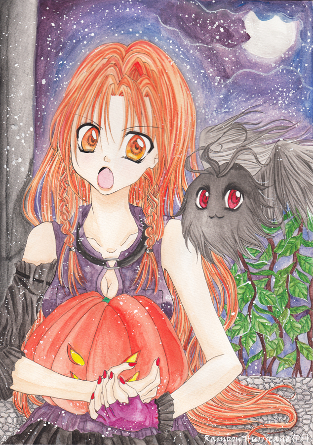 :Halloween Time: by Yuuricchin