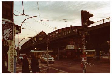 Berlin - Early morning by Kira87