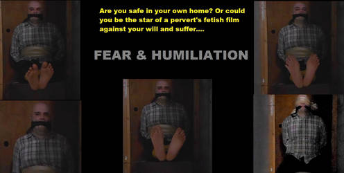 Fear and Humiliation by artgod130