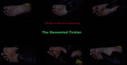 The Demented Tickler M/M tickling video by artgod130