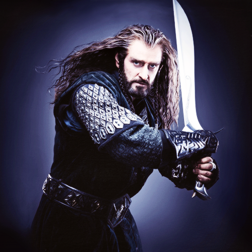 Thorin Oakenshield ID by myfremioneheart