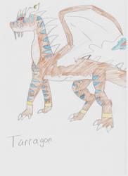 Tarragon by SunfurTheWolf