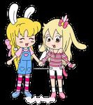 Angel and Clara