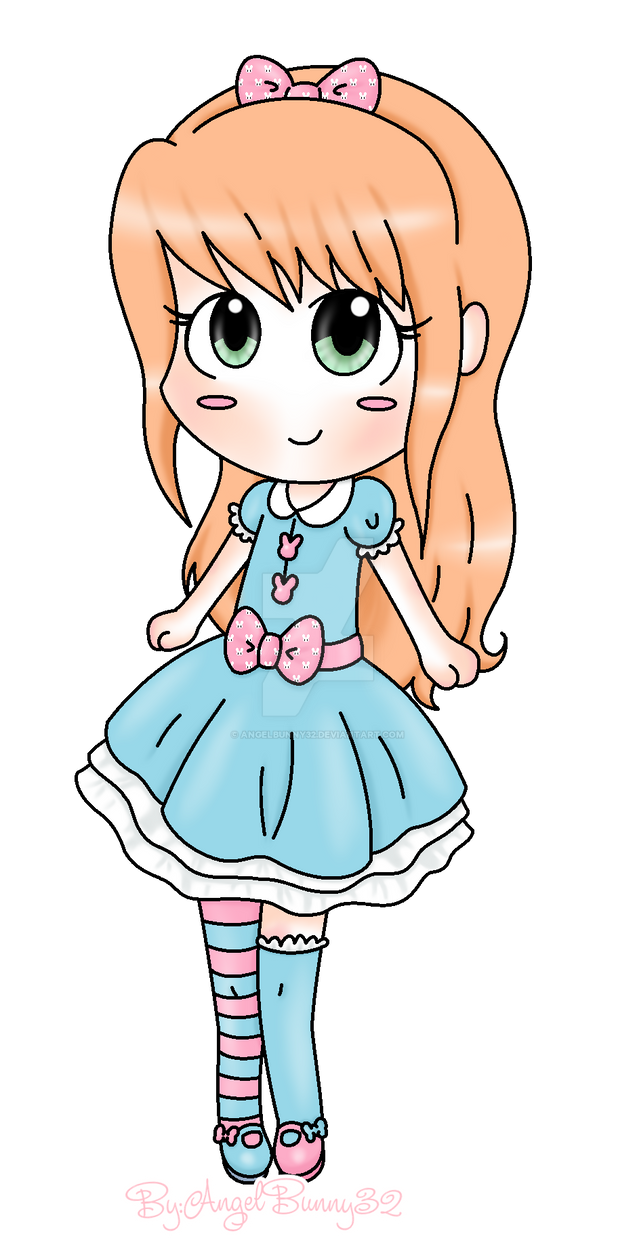 Alice Charm by angelbunny32