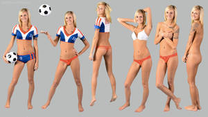 Strip Soccer (Football) by SwiftCreekPhotos