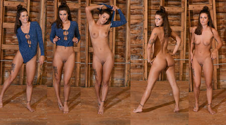 Nikkita Sepuilva - Stripping by SwiftCreekPhotos