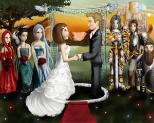 Marta's Wedding collab