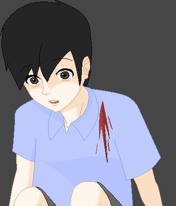 Third Victim: Marcko by wizardotaku