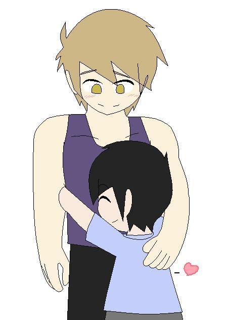 Hug by wizardotaku