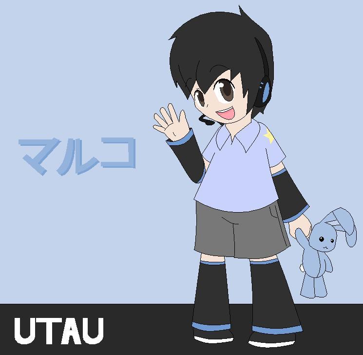 :UTAU: Ayume Maruko by wizardotaku