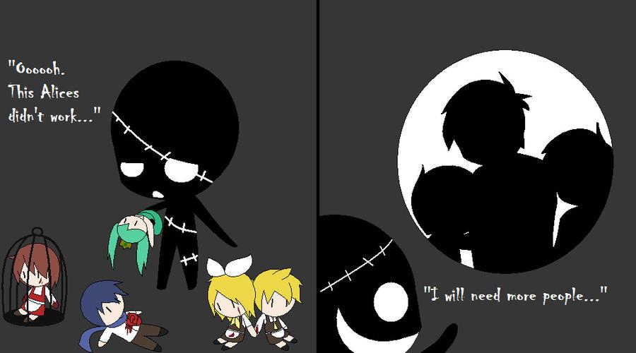 Little Dream story 2 by wizardotaku